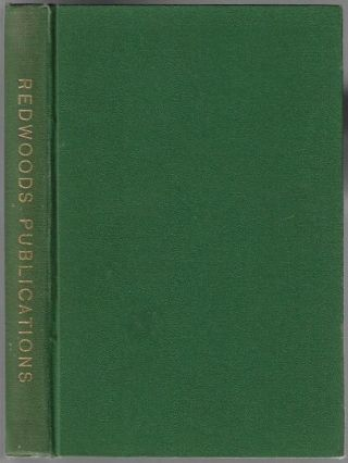 Bound Collection of Fifteen Publications Regarding the Preservation of the Coastal Redwood Forests of Northern California