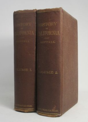 The History of California. Theodore H. Hittell