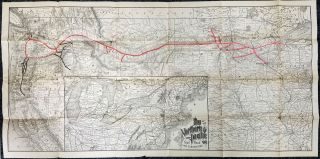 The Great Northwest, A Guide-Book and Itinerary For the Use of Tourists and Travelers Over the Lines of the Northern Pacific Railroad, the Oregon Railway and Navigation Company and the Oregon and California Railroad...with Maps and Many Illustrations