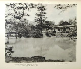 Gardens of Japan: A Pictorial Record of the Famous Palaces, Gardens, and Tea Gardens. Matsunosuke...