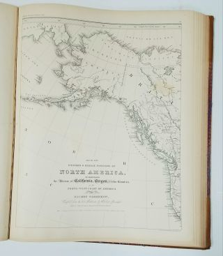 ALASKAN BOUNDARY TRIBUNAL, United States Atlas, Maps and Charts Accompanying the Case and Counter Case of the United States [with] British Atlas, Maps and Charts Accompanying the Case of Great Britain [with] Atlas of Award, Twenty-Five 25 Sectional Maps and Index Map Showing the Line Fixed by the Tribunal [Three Atlas Volumes, Senate Documents, Volume 21, Parts 1, 2, & 3]