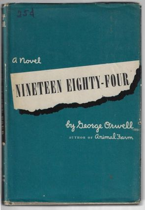 Nineteen Eighty-Four [1984]. George Orwell