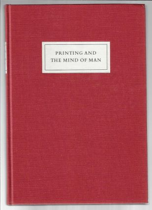 Printing and the Mind of Man, Second Edition, Revised and Enlarged
