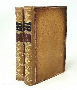 A Dictionary of the English Language: In Which the Words are deduced from their Originals,...