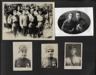 Photograph Album of an Armenian Military Officer, 1930-1972