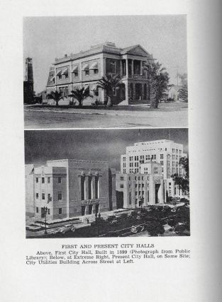 Long Beach Community Book, In Two Parts, Narrative and Biographical