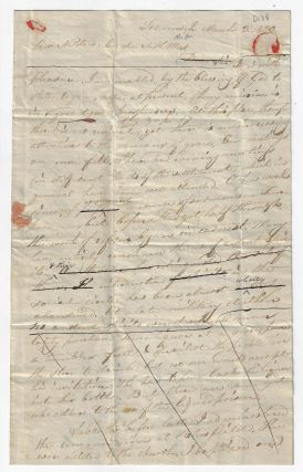 A Frontier Missionary Reports His Progess to the American Home Missionary Society, 1830