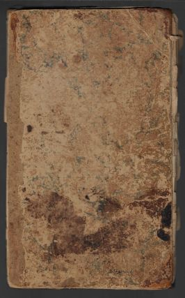 Manuscript Record Book and Documents of the Fourth Baptist Church of Hector, New York, 1820-1837