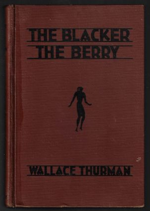 The Blacker the Berry, A Novel of Negro Life