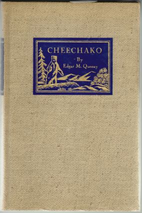 Cheechako, The Story of an Alaskan Bear Hunt. Edgar M. Queeny, Nash Buckingham, Introduction
