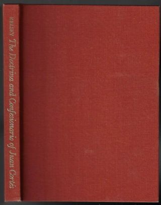 The Doctrina and Confesionario of Juan Cortes [SIGNED]. Harry Kelsey