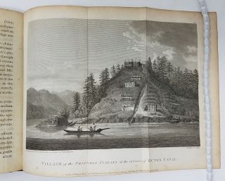 A Voyage of Discovery to the North Pacific Ocean, and Round the World; In which the Coast of North-West America has been Carefully Examined and Accurately Surveyed, Undertaken by His Majesty's Command, Principally with a View to Ascertain the Existence of any Navigable Communication between the North Pacific and North Atlantic Oceans; and Performed in the Years 1790, 1791, 1792, 1793, 1794 and 1795, in the Discovery Sloop of War and Armed Tender Chatham, under the Command of Captain George Vancouver. A New Edition, with Corrections
