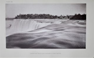 Special Report of New York State Survey on the Preservation of the Scenery of Niagara Falls, and...