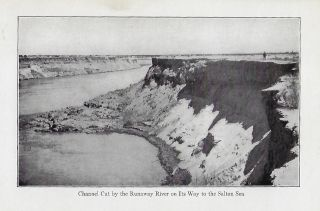 The Salton Sea, An Account of Harriman's Fight with the Colorado River