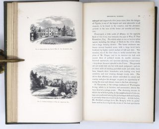 A Treatise on the Theory and Practice of Landscape Gardening Adapted to North America, with a View to the Improvement of Country Residences...with a Supplement by Henry Winthrop Sargent