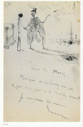 Between Street and Mirror: The Drawings of James Ensor