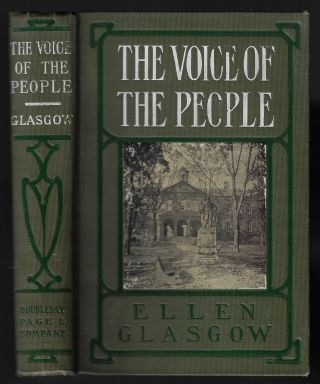 The Voice of the People [With Author's Signature Laid In]