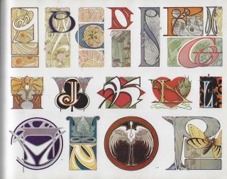 Strong's Book of Designs, A Masterpiece of Modern Ornamental Art, Comprising New Ideas and Designs of Every Conceivable Sort of Interest to the Sign Painter, Card Writer and Commercial Artist