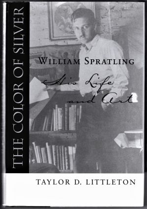 The Color of Silver, William Spratling, His Life and Art. Taylor D. Littleton