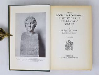 The Social & Economic History of the Hellenistic World [Three-Volume Set]