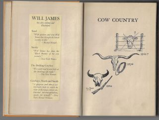 Cow Country [SIGNED]