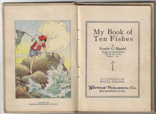 My Book of Ten Fishes