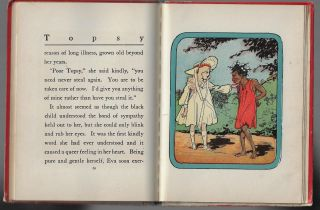 The Story of Little Black Sambo [Including The Story of Topsy from Uncle Tom's Cabin].