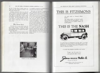 The Gift Book, Fitzsimons General Hospital, U.S.A.