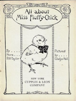 All About Miss Fluffy-Chick