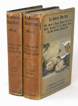 Le Morte Darthur: The History of King Arthur and of His Noble Knights of the Round Table