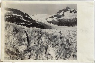 "Collection of 15 Photographs of or by Father Bernard Hubbard, ""The Glacier Priest"""