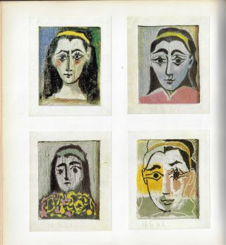 Picasso: Women. Cannes and Mougins, 1954-1963