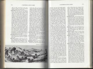 California Gold Camps. A Geographical and Historical Dictionary of Camps, Towns, and Localities Where Gold was Found and Mined; Wayside Stations and Trading Centers