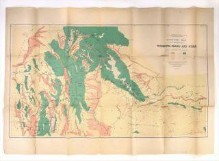 Maps and Panoramas. Twelfth Annual Report of the United States Geological and Geographical Survey of the Territories