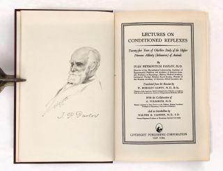 Lectures on Conditioned Reflexes, Twenty-Five Years of Objective Study of the Higher Nervous Activity (Behaviour) of Animals