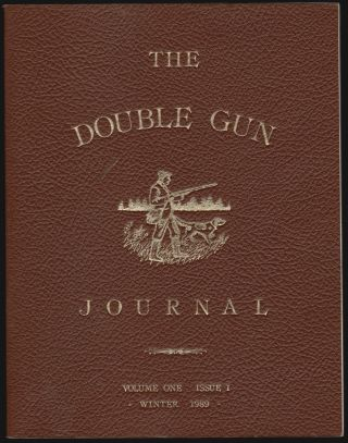 The Double-Gun Journal, Volume One, Issue 1, Winter 1989