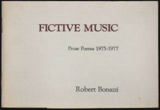Fictive Music. Robert Bonazzi.