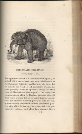 The Tower Menagerie: Comprising the Natural History of the Animals Contained in That...