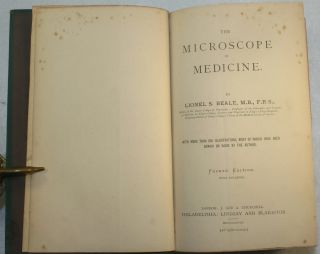 The Microscope in Medicine