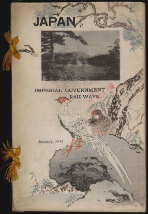Japan, Imperial Government Railways, Travelers' Handy Guide, 1915 (Special Edition for the Panama Pacific International Exposition)