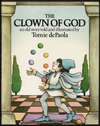 The Clown of God [SIGNED]. Tomie dePaola.