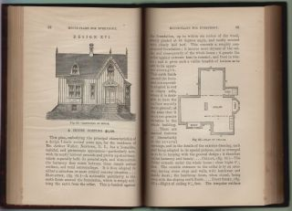 House-Plans for Everybody, For Village and Country Residences, Costing from $250 to $8,000. Including Full Descriptions and Estimates in Detail of Materials, Labor, and Cost.