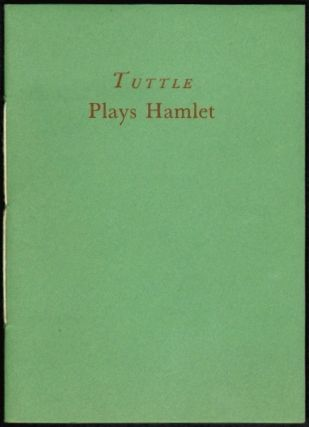 Mr. Tuttle Plays Hamlet