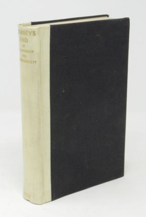 Journey's End [SIGNED]. R. C. Sherriff, Vernon Bartlett