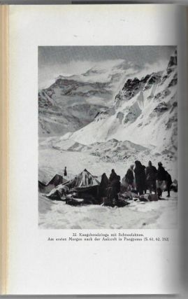 Himalaya, Unsere Expedition 1930