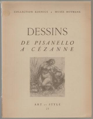 Dessins de Pisanello a Cézanne [Art et Style 23]. Julien Cain, Jean Vallery-Radot, Introduction,...