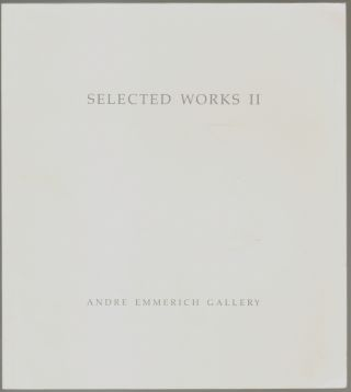 Selected Works II, From the Gallery's Collection