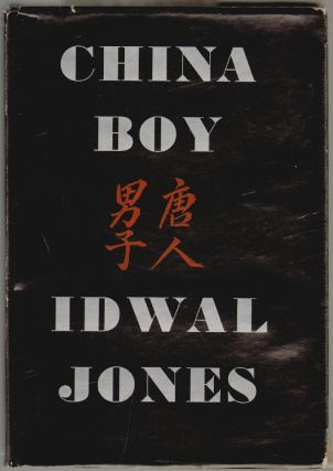 China Boy. Idwal Jones